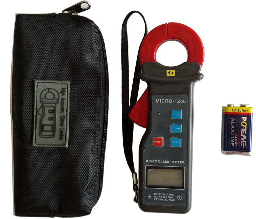 Accuracy 1mA Leakage current tester/Circuit tester