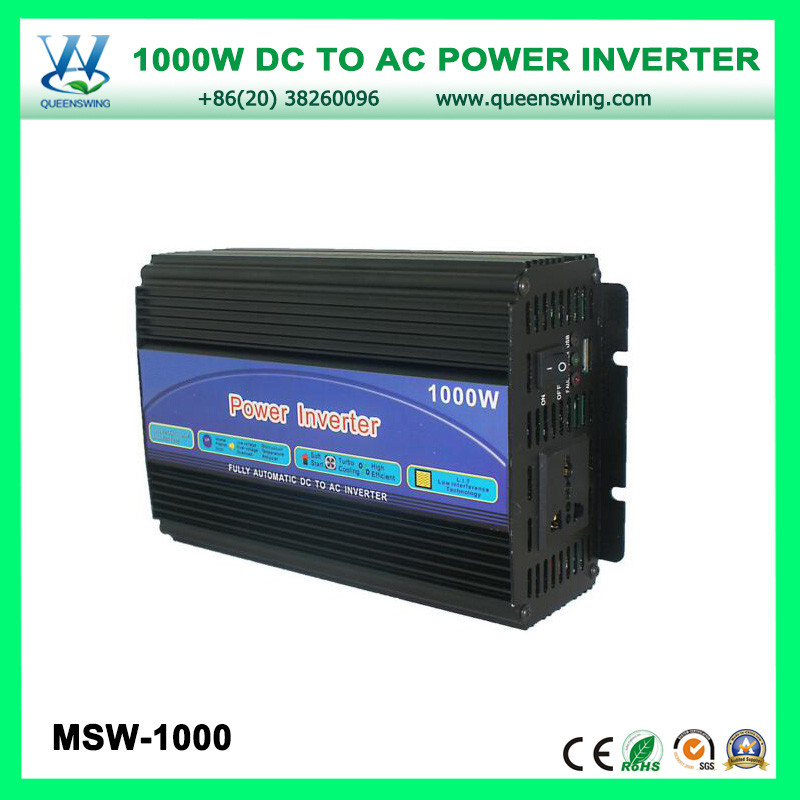 1000W Solar Power Converter with USB port