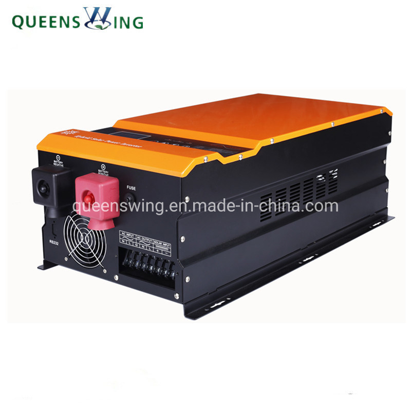 15KVA/10KW 10000W MPPT 100A 48V/96V Low Frequency DC AC Hybrid Solar Inverters Power Inverter