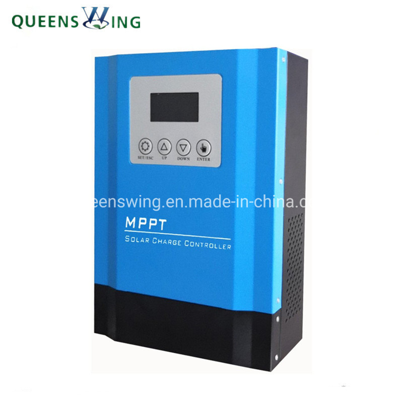 12/24/48V 100A MPPT Solar Charge Controller with Max. 180VDC PV Input Voltage