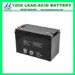 VRLA Deep Syscle Storage Battery 12V 120A