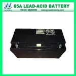 Hot Sale VRLA Battery 12V65ah