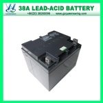 High Quality 12V38ah VRLA Solar Battery