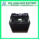 12V24ah Maintenance Free VRLA Solar Battery