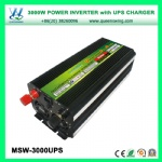 3000W Power Inverter with UPS Charger & USB port