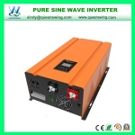48VDC 220VAC 6000W 3kw Home UPS Low Frequency Pure Sine Wave Inverter (QW-RP-6KW)