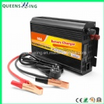 50A 12V Intelligent Power Battery Charger with Three-Phase Charging Mode (QW-50A)