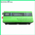 8KVA/6KW Split Phase 240VAC Input 120/240VAC Dual Output Inverter with MPPT 50A Controller